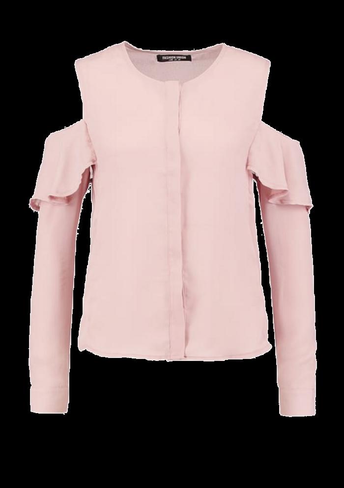 Cut out-blus från Fashion Union (reklamlänk via Apprl) . 05c12be4651dc