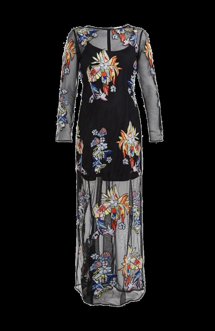 4. Svart maxiklänning från Glamorous (reklamlänk via Apprl) . eae83cd8c447d