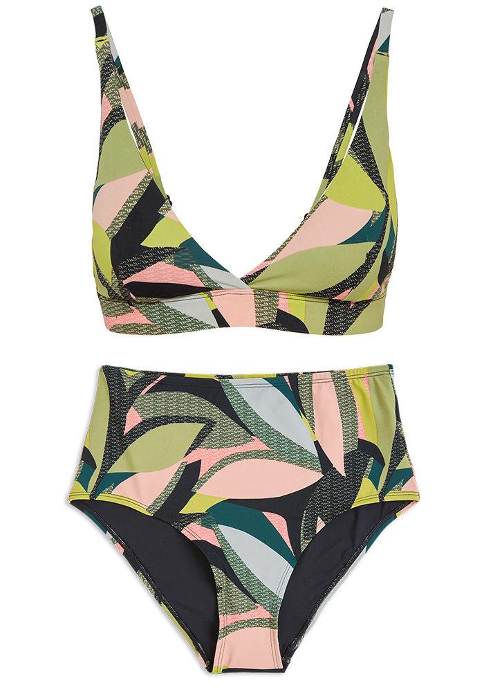 snygg sportig bikini