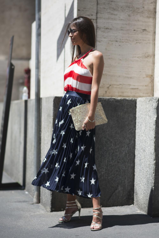 Så stylar du den vadlånga kjolen i sommar – 19 looks att