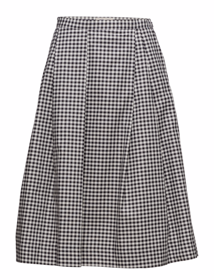 b25ccfd8ecef Rutig kjol från Baum Und Pferdgarten (reklamlänk via Apprl) .