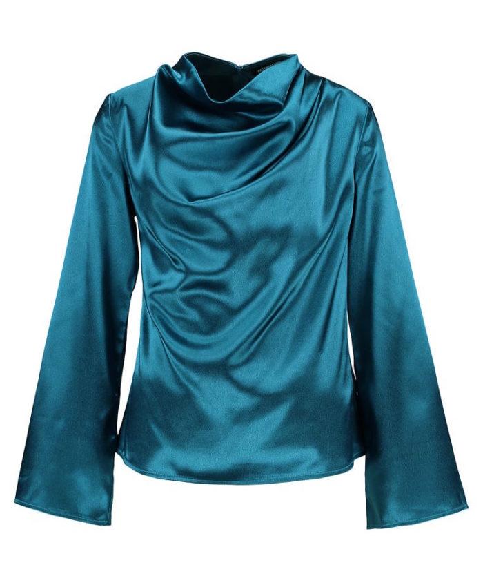 Glansig blus från Fashion Union (reklamlänk via Apprl) . Läs mer och köp här.  (reklamlänk via Apprl) 3c7648a82e1da