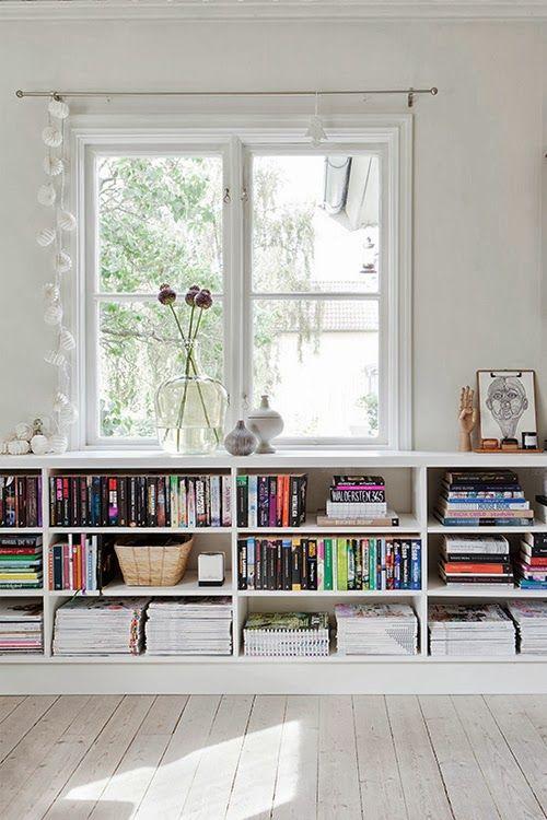Omtalade Så stajlar du Ikeas klassiska bokhylla Billy på 9 trendiga sätt JZ-12