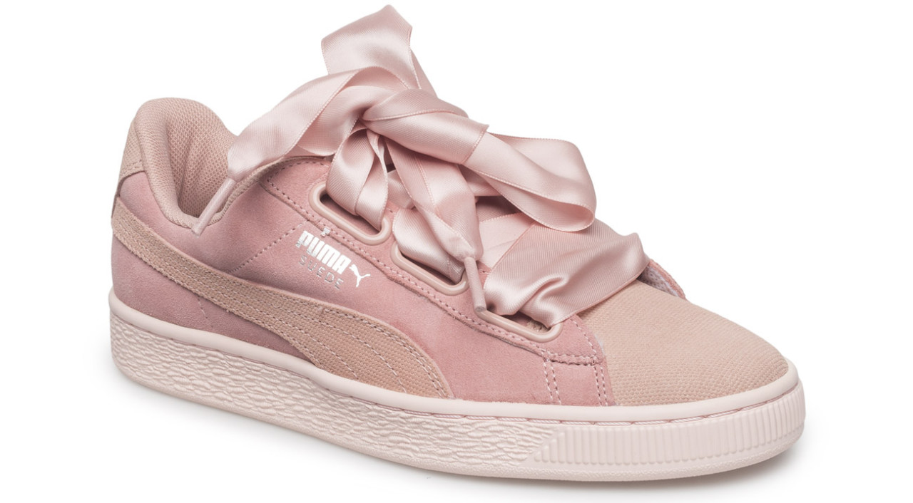 rosa sneakers sidenband