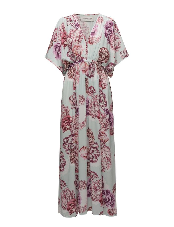 Blommig långklänning från By Malene Birger (reklamlänk via Tradedoubler) .  5. Blå klänning ... b0102ba7de876