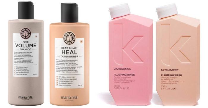 schampo vid håravfall