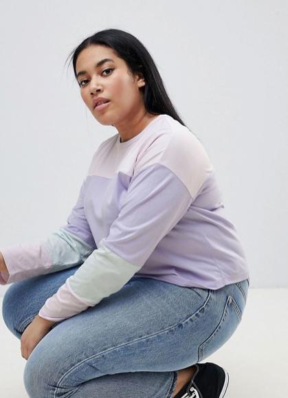 18. Lila tunn tröja från Asos (reklamlänk via Apprl) . Läs mer och köp här  (reklamlänk via Apprl) . d69664b536a9e