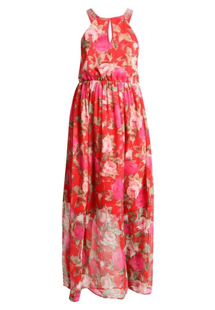 Blommig långklänning från Vero moda (reklamlänk via Tradedoubler) . Läs mer  och köp här (reklamlänk via Tradedoubler) . bf063aee87442