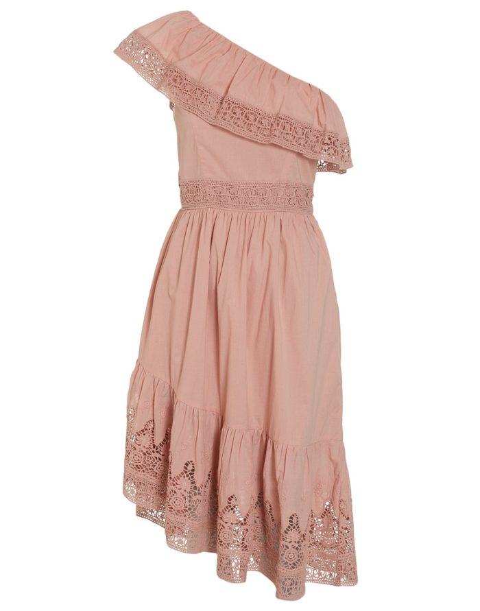 Puderrosa klänning till midsommar från Nelly (reklamlänk via Tradedoubler) . e17d4ecba0d5e