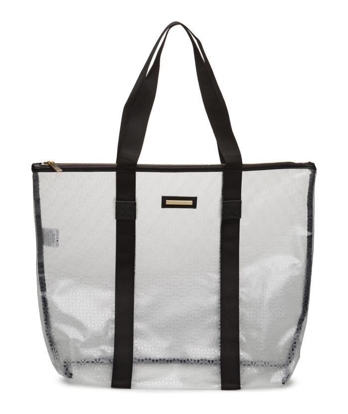Transparent väska