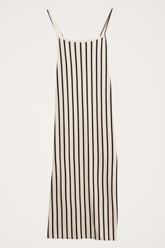 Randig klänning med tunna band från Gina tricot (reklamlänk via Tradedoubler)  . ccaee583c4fee