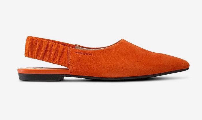 19. Orange slingback med spetsig tå från Vagabond. (reklamlänk via Awin) 4bbf7ba1bab4e