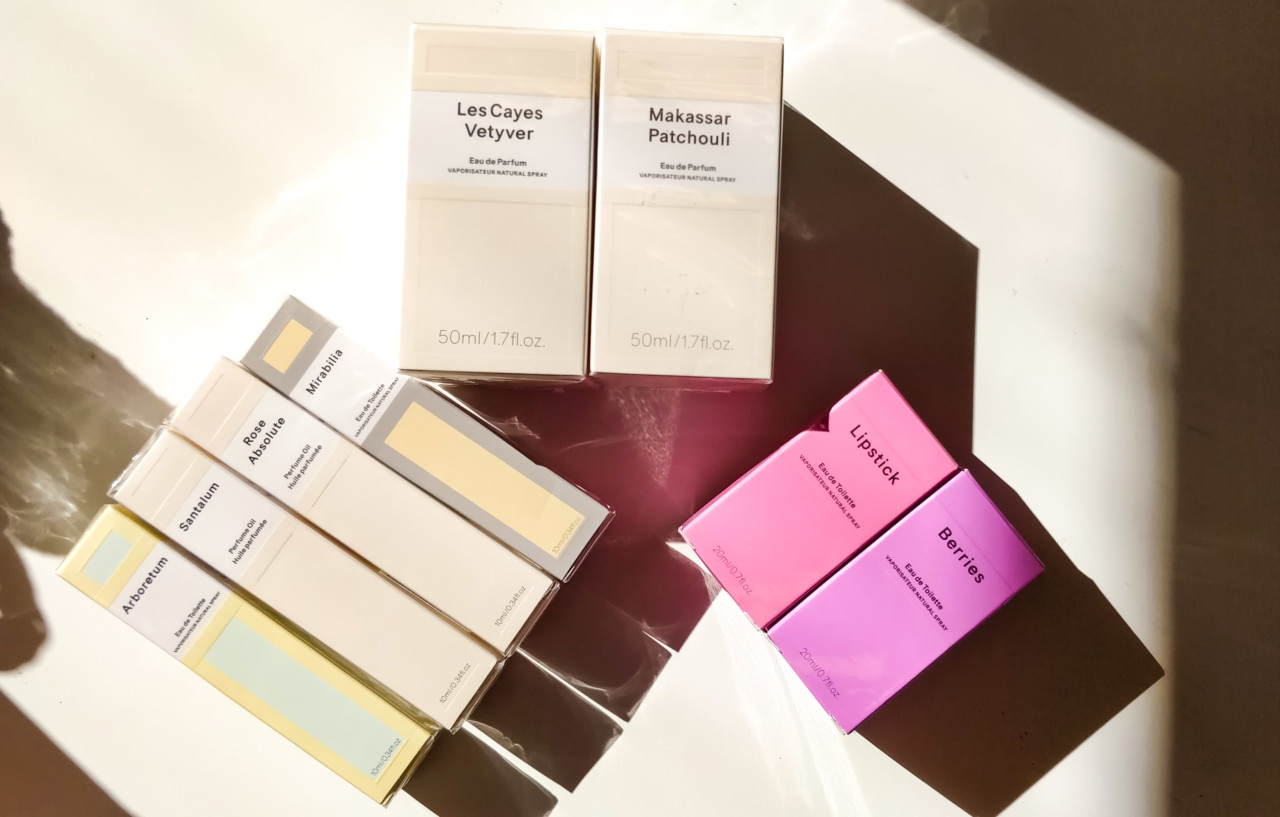 H&M Beauty lanserar 25 nya parfymer