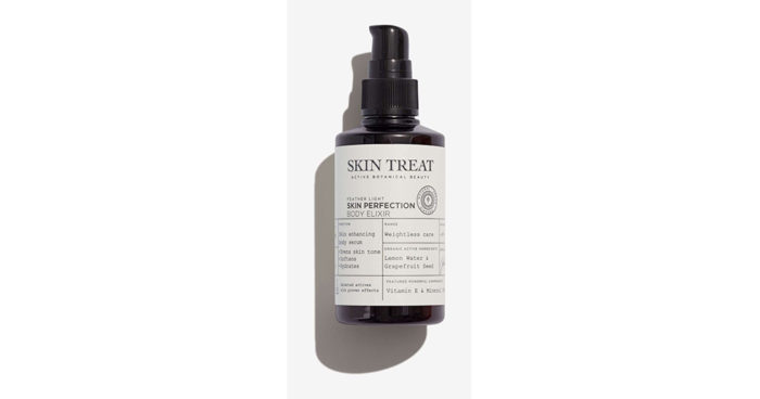 Vegansk body elixir skin treat
