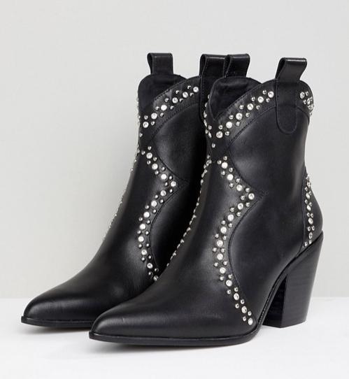 cowboy boots dam
