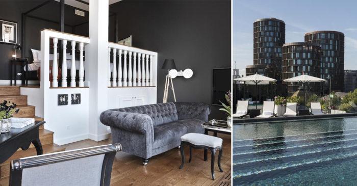 Nimb Hotel är ett lyxigt och romantiskt hotell i Köpenhamn