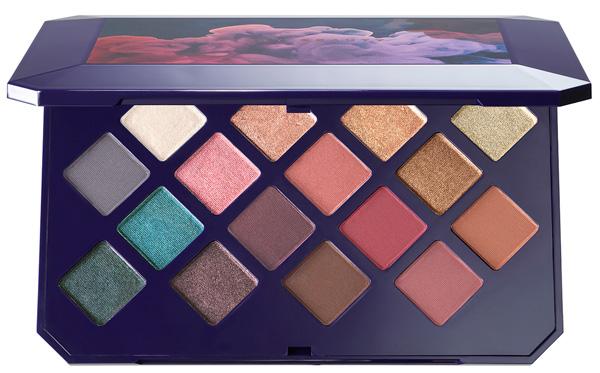 En bild på Moroccan Spice, en palett med ögonskuggor från Fenty Beaty, Rihannas sminkkollektion.