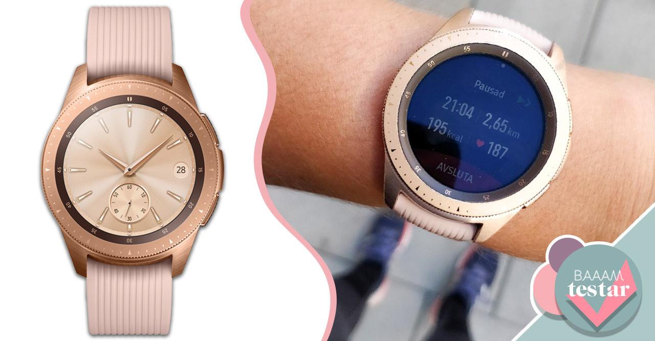 Samsung Galaxy Watch – Baaam testar den nya smartklockan från Samsung
