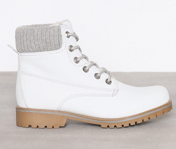 Vita boots till vintern 2018