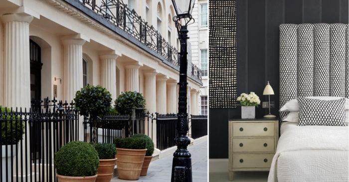 Romantiskt boende i London perfekt för kärleksparet