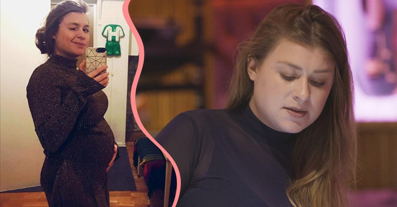 Linnea Henriksson är gravid och släpper ny låt.