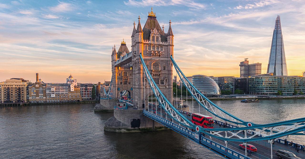Planerar du en kärleksresa till London? Här är tips på romantiska hotell