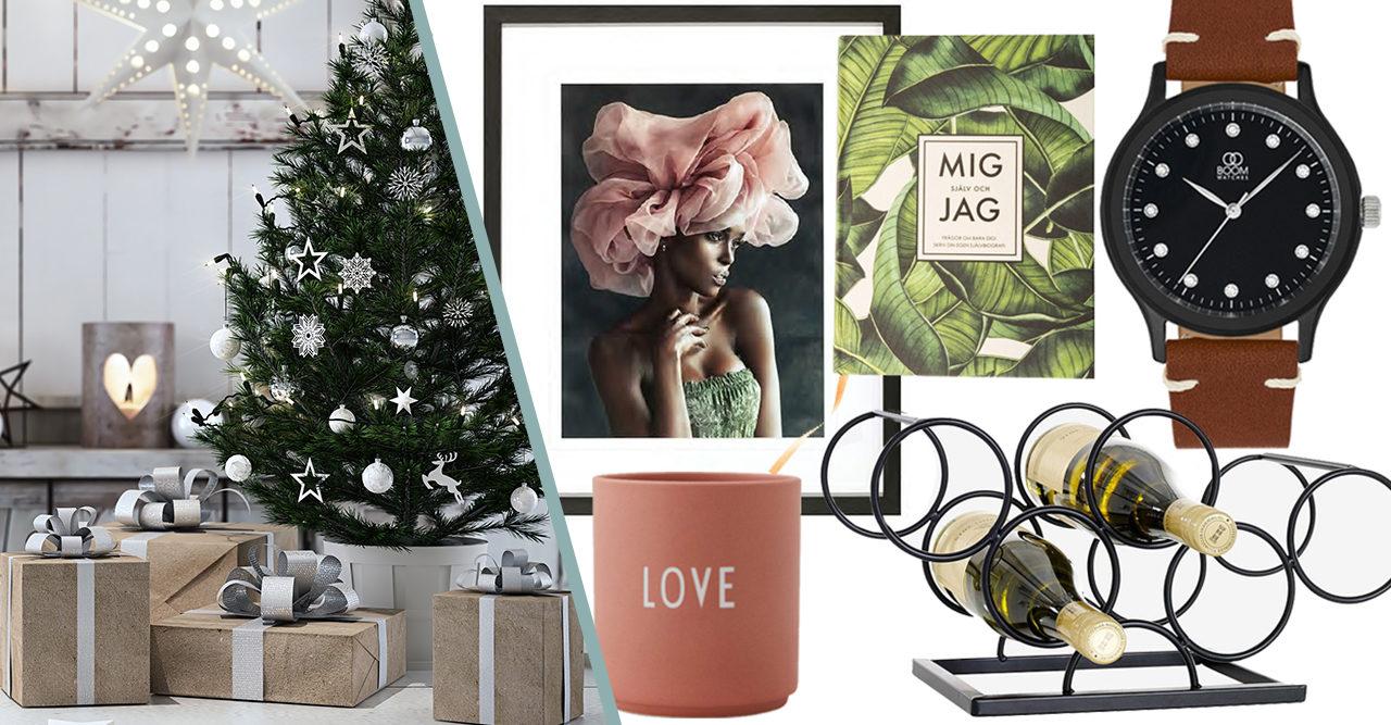 11 julklappstips till din älskling
