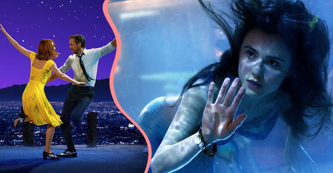 La La Land och Lilla Sjöjungfrun kommer till Netflix i december 2018.