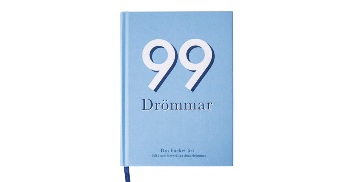 Uppfyll dina drömmar med hjälp av bok från Lagerhaus
