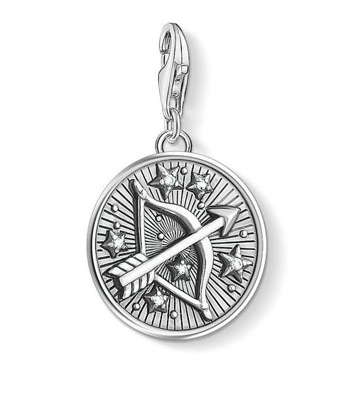 Smycke med stjärntecken vågen