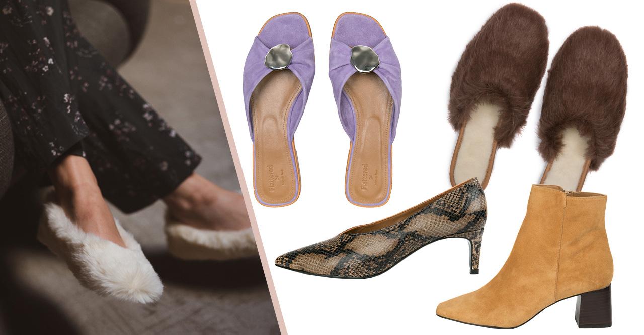 flattered skor rea