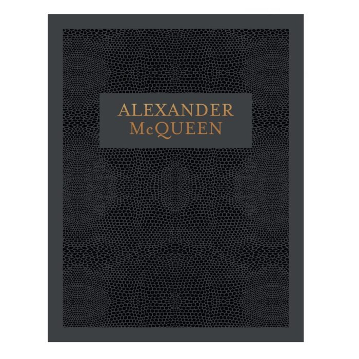 Alexander McQueen coffe table book