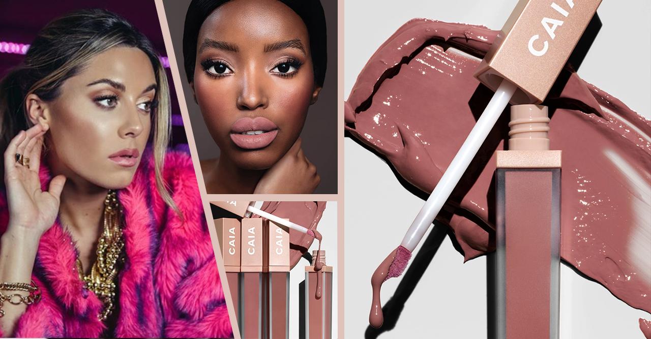 Caia Cosmetics har sl\u00e4ppt flytande l\u00e4ppstift | Baaam
