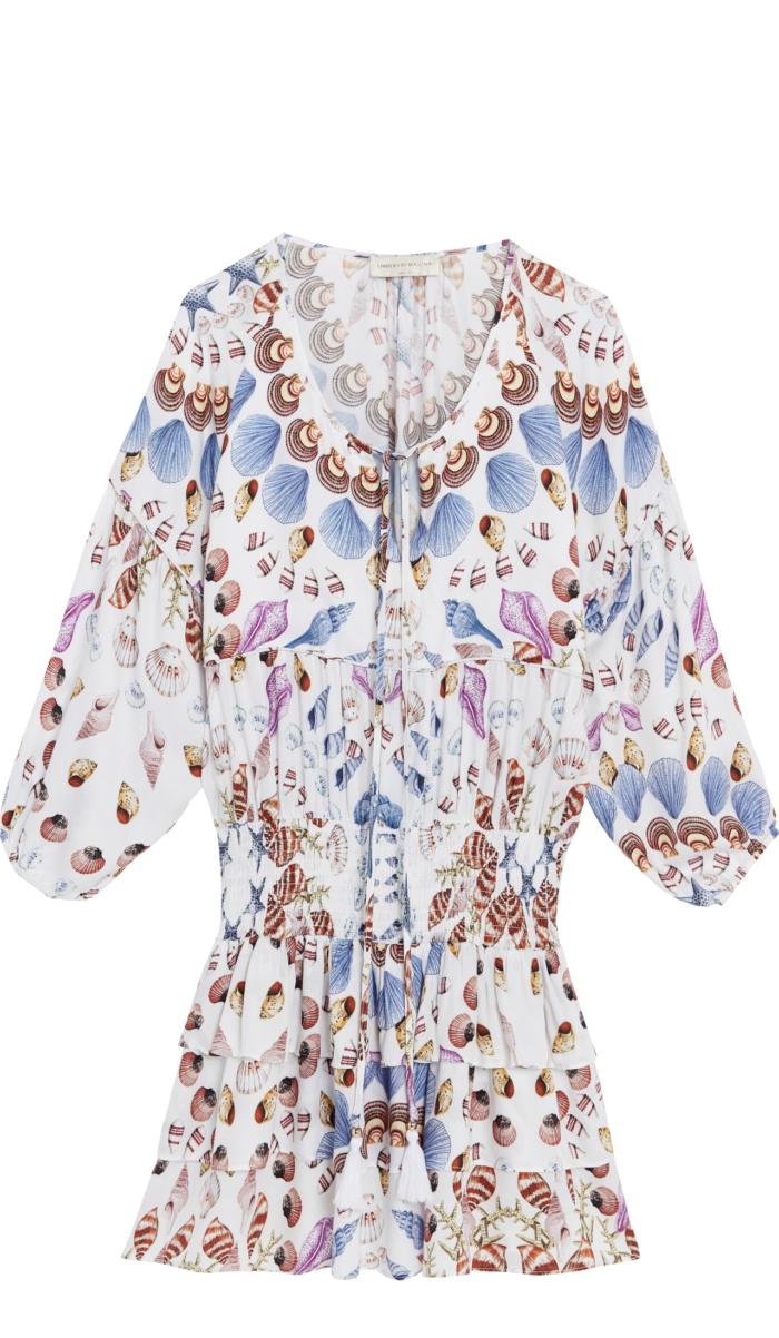 514ac8ca5597 Lindex och By Malinas sommarkollektion – klänning med resår