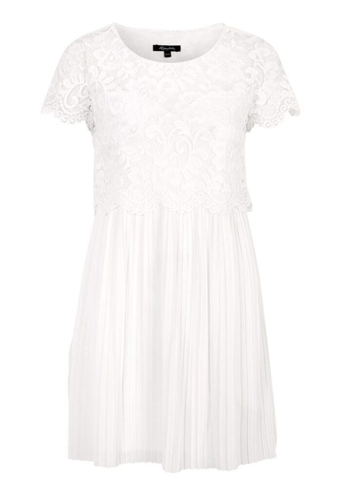 c1d50b03a835 25 vita klänningar till studenten och midsommar | Baaam