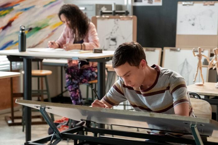 Atypical har premiär på Netflix i november