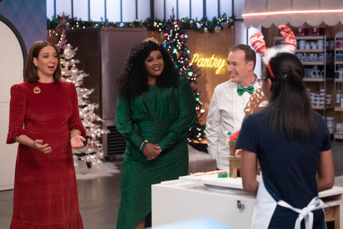 Naild It! Holiday! har premiär på Netflix i november