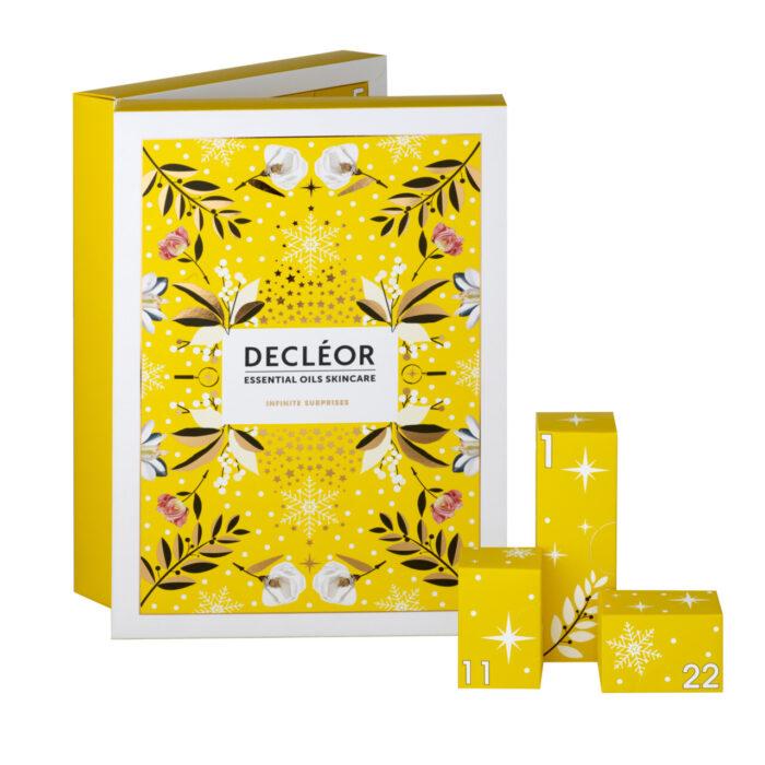 Adventskalender med skönhetsprodukter från Decléor till julen 2019