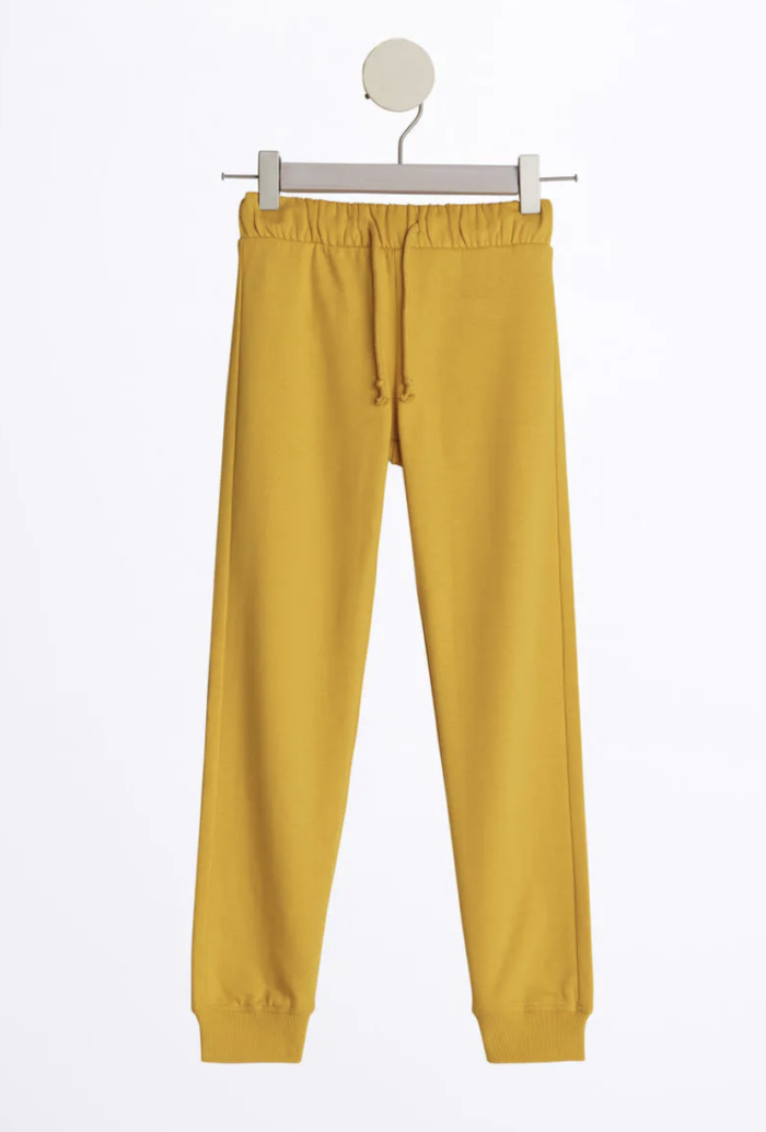 Gina tricot mini – gula byxor