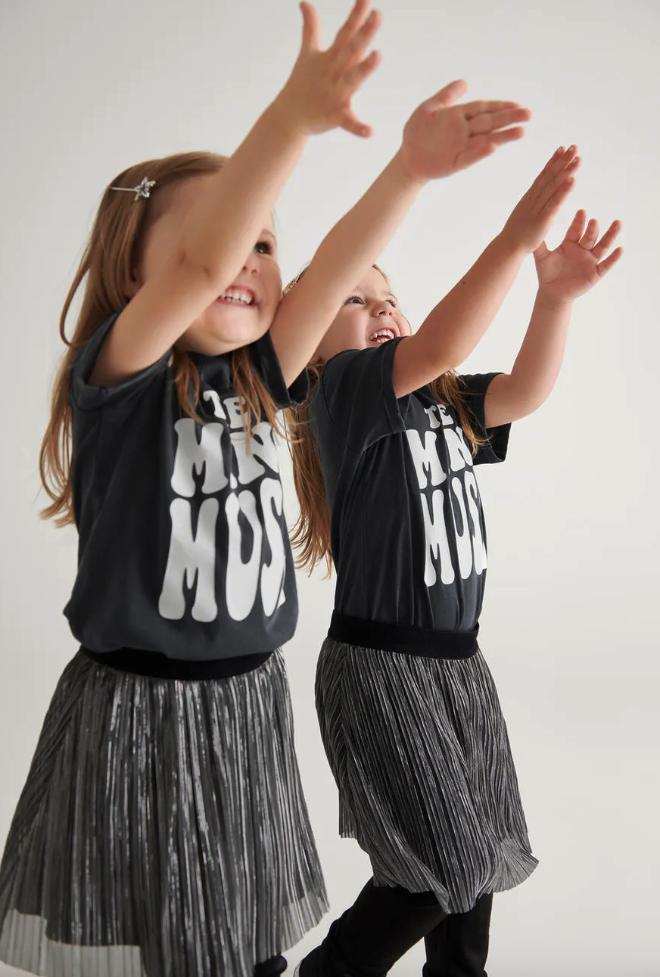 Gina tricot mini – kjol