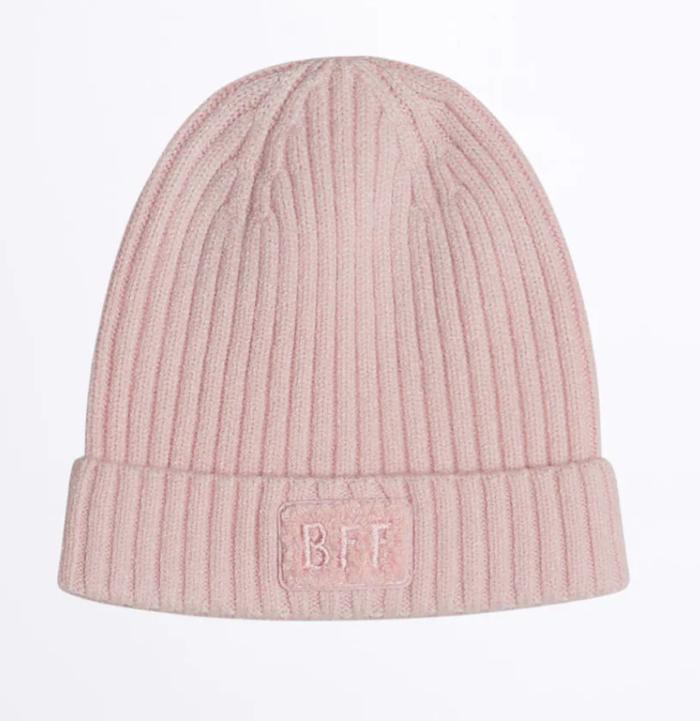 Gina tricot mini –rosa mössa
