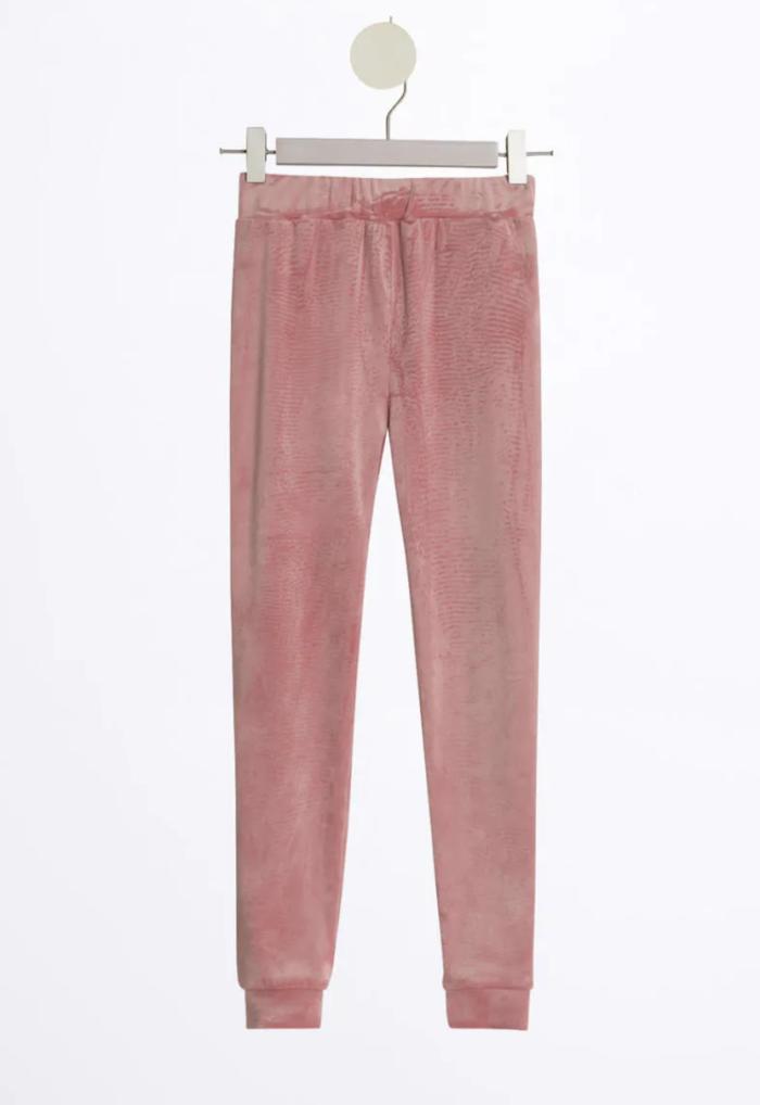 Gina tricot mini –rosa byxor