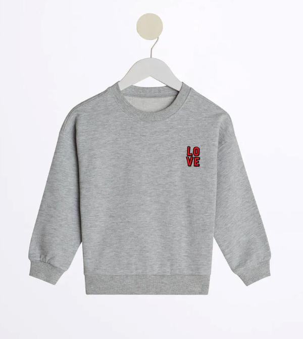 Gina tricot mini – går sweatshirt för barn