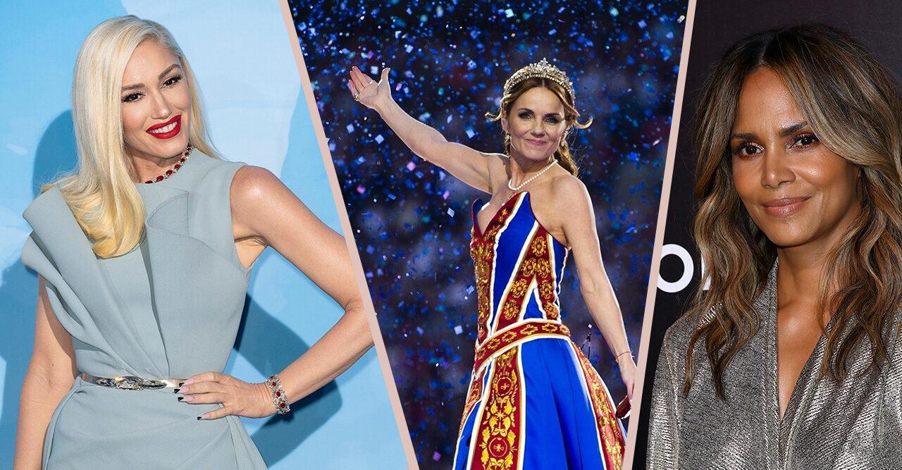 Gwen Stefani, Geri Halliwell och Halle Berry har alla fått barn efter 40