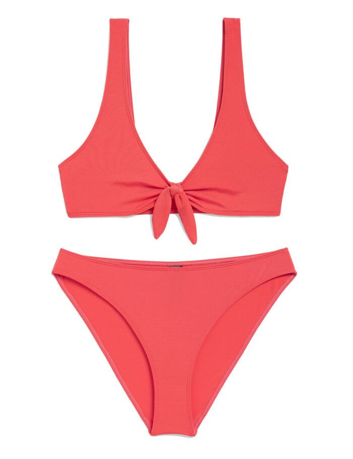 Korallfärgad bikini för dam till vintern 2019/2020