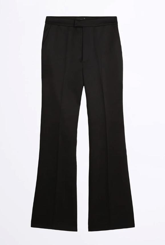 svarta kostymbyxor för dam till 2019