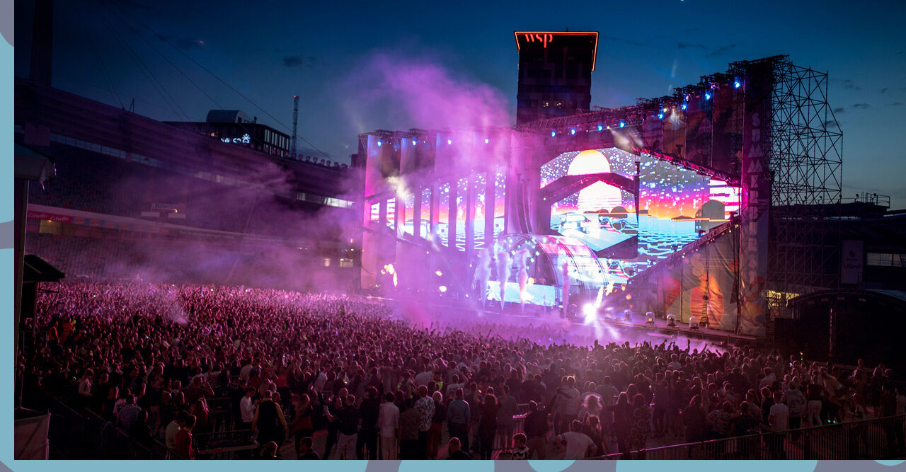 Summerburst på Ullevi 2020