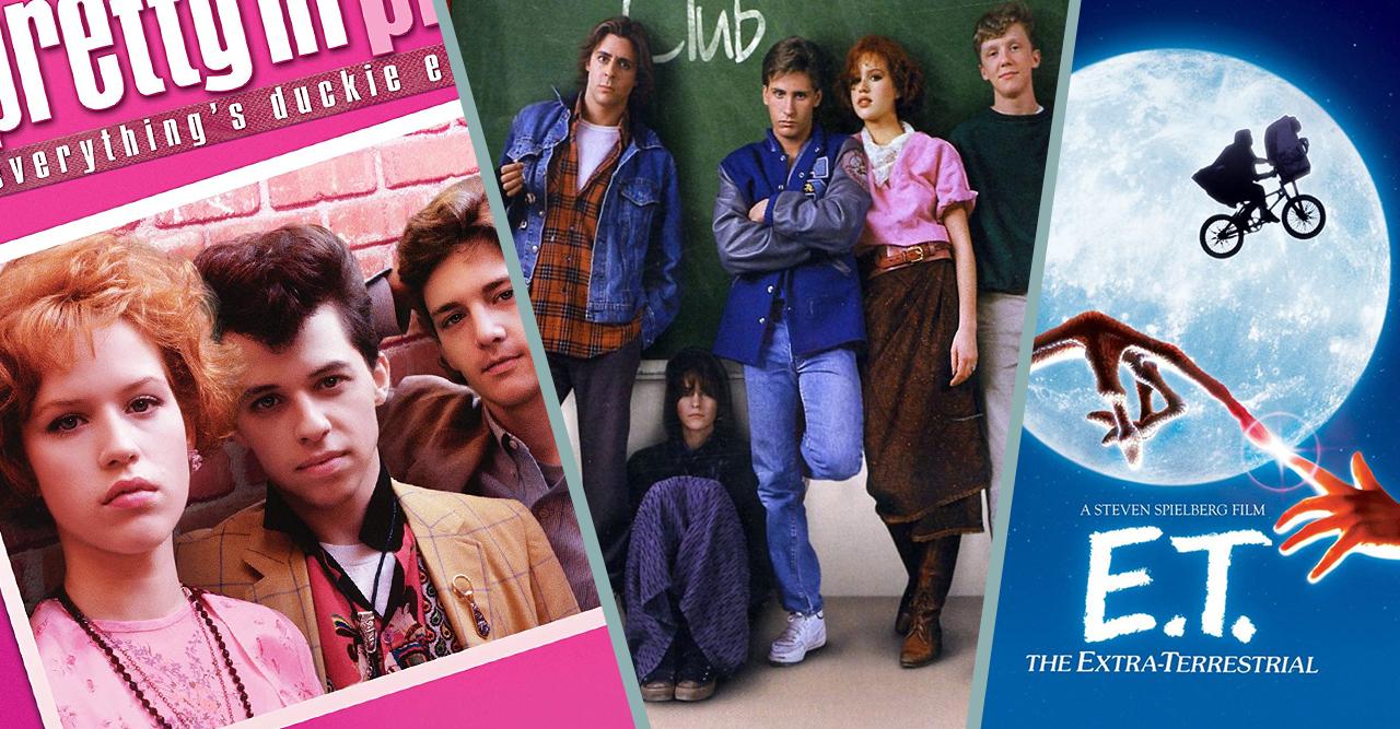 16 ungdomsfilmer och serier från 80 talet   Baaam