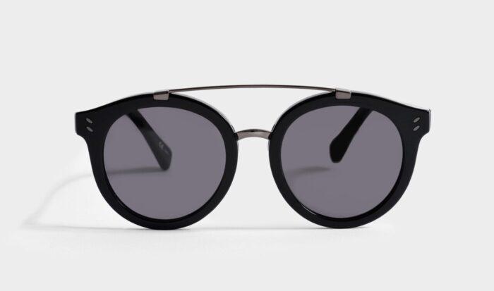 Svarta solglasögon från Stella McCartney på rea