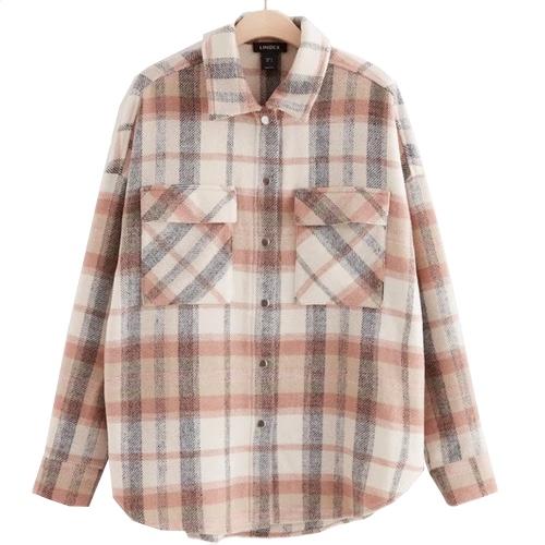Skjortjacka, Lindex